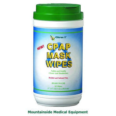 Buy Citrus II CPAP Mask Wipes 62 Count Canister by Beaumont Products | SDVOSB - Mountainside Medical Equipment