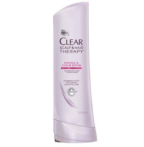 Buy Clear Scalp and Hair Therapy Damage and Color Repair Shampoo 12.7 oz online used to treat Beauty Products - Medical Conditions
