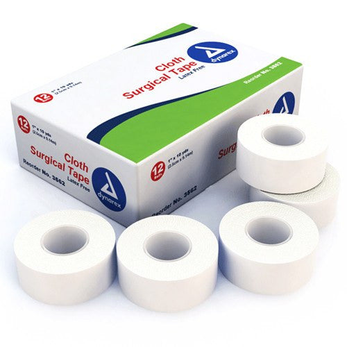 Dynarex Surgical Cloth Tape, Box
