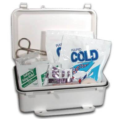 Buy Coachs First Aid Kit by FieldTex from a SDVOSB | First Aid Supplies