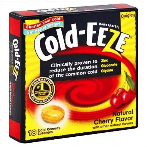 Cold-EEZE Cold Remedy Lozenges