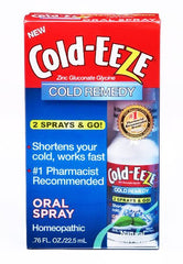 Buy Cold EEZE Cold Remedy Oral Spray Cherry Flavor by Rochester Drug wholesale bulk | Cold Medicine