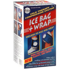 Buy Ice Bag and Wrap Therapy System online used to treat Hot & Cold Packs - Medical Conditions