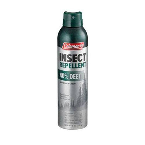Buy Coleman 40% DEET Sportsmen Insect Repellent Spray used for Insect Bites by Wisconsin Pharmacal Company