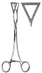 Collin Intestinal Forceps - Surgical Instruments - Mountainside Medical Equipment