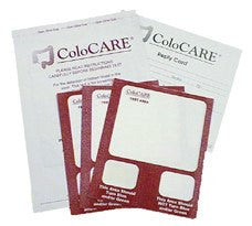 Helena ColoCare Stool Blood Tests - Fecal Occult Stool Tests - Mountainside Medical Equipment