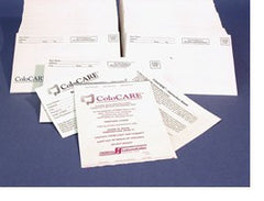 Buy ColoCARE Fecal Occult Blood Screening Pack (250 Kits) online used to treat Fecal Occult Stool Testing - Medical Conditions