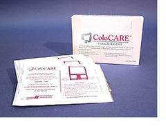 ColoCARE Hospital Pack, 100 Single Test Kits for Fecal Occult Stool Tests by Helena Laboratories | Medical Supplies