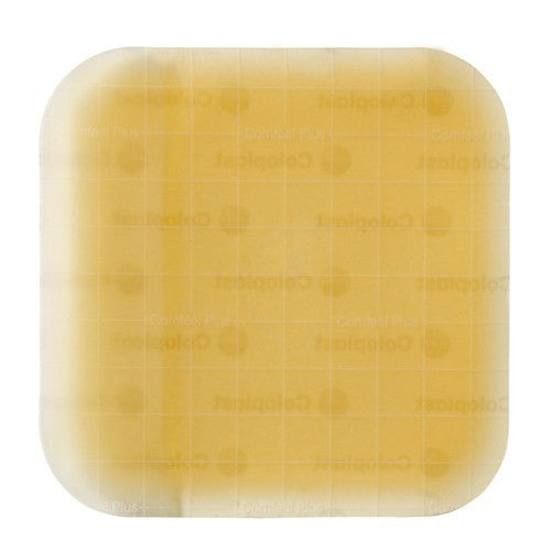 "Buy Coloplast Comfeel Plus Ulcer Dressing 4"" x 4"", 10/Box online used to treat Hydrocolloid Dressing - Medical Conditions"