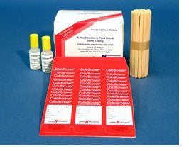 ColoScreen Lab Multi-Pack - Fecal Occult Stool Tests - Mountainside Medical Equipment
