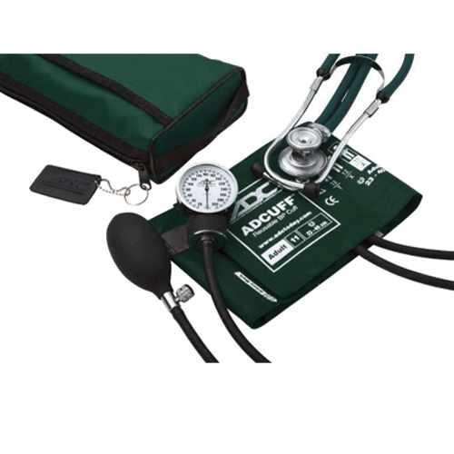 ADC Pros Combo II Pocket Aneroid Kit - Blood Pressure Monitors - Mountainside Medical Equipment