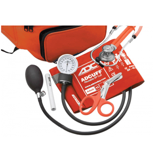 Buy Emergency Response Fanny Pack Kit, Stethoscope, BP, Penlight,Scissors with Coupon Code from ADC Sale - Mountainside Medical Equipment
