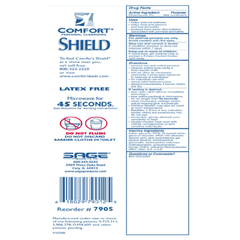 Buy Comfort Shield Perineal Washcloths with Dimethicone by Sage Products | SDVOSB - Mountainside Medical Equipment