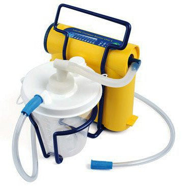 Compact Portable Suction Machine LCSU4 - Portable Suction Machines - Mountainside Medical Equipment