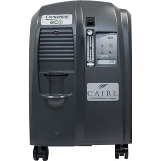 Caire Companion 5 Stationary Concentrator - Oxygen Concentrators - Mountainside Medical Equipment