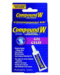 Buy Compound W Wart Remover Gel, 0.25 oz by MedTech wholesale bulk | Plantar Warts