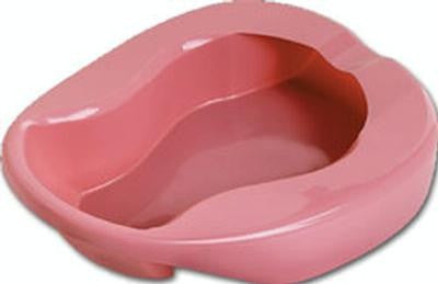 Buy Plastic Bedpan with Contour Design by Carex from a SDVOSB | Urological Products