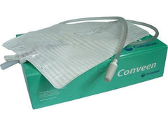 Buy Conveen Bedside Leg Bag with Attached Extension Tubing by Coloplast Corporation | Home Medical Supplies Online