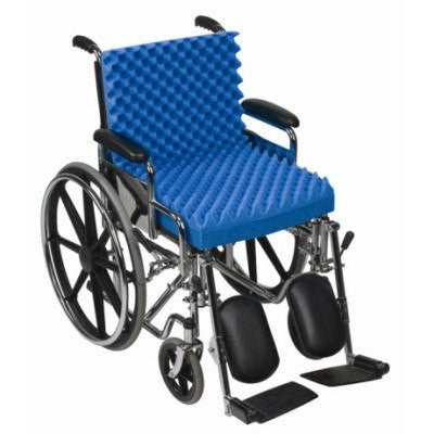Buy Convoluted Foam Chair Pad online used to treat Wheelchair Accessories - Medical Conditions