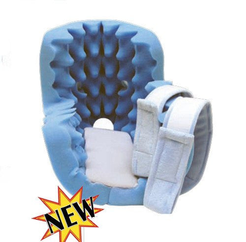 Buy Convoluted Foam Heel Protector online used to treat Heel Protectors - Medical Conditions