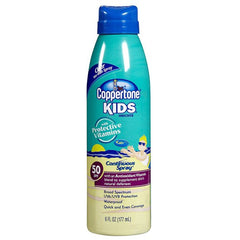 Buy Coppertone KIDS Continuous Spray SPF 50 - 6oz by Coppertone wholesale bulk | Skin Care
