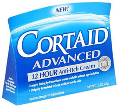 Buy Cortaid Advanced 12 Hour Anti Itch Cream 1.5 oz by Johnson & Johnson | Home Medical Supplies Online