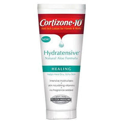 Buy Cortizone 10 Hydratensive Healing Lotion 4 oz by Chattem | Skin Care