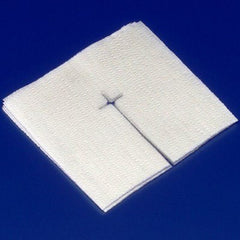 Excilon AMD Drain Sponges 4 x 4 for Trach Care Products by Covidien /Kendall | Medical Supplies