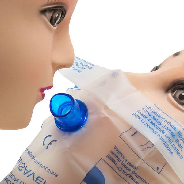 QuickSaver CPR Face Shield Barrier
