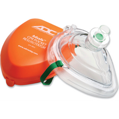 Buy CPR Mask with Hard Case with Coupon Code from ADC Sale - Mountainside Medical Equipment