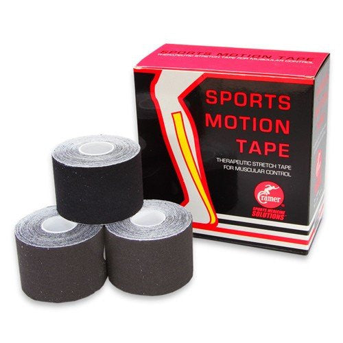 Buy Cramer Sports Motion Tape 6/Box by Cramer Products wholesale bulk | Exercise and Fitness