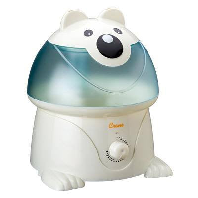 Buy Panda Cool Mist Humidifier (2 Gallon) by Crane from a SDVOSB | Humidifiers