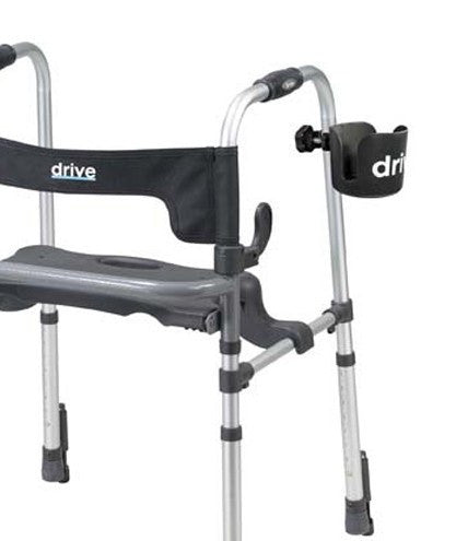 Rollator Walker Universal Cup Holder - Rollators and Walkers - Mountainside Medical Equipment