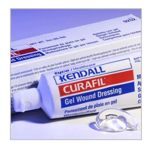 Curafil Gel Wound Dressing Hydrogel - Hydrogel - Mountainside Medical Equipment