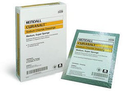 Buy Curasalt Sodium Chloride Dressings 6 x 6 (24/bx) by Covidien /Kendall online | Mountainside Medical Equipment