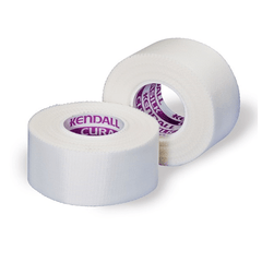 Curasilk Hypoallergenic Cloth Tape 10 Yard Roll for Gauze, Tapes & Bandages by Covidien /Kendall | Medical Supplies