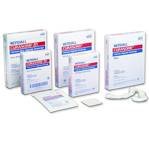 Buy Curasorb Calcium Alginate Dressings online used to treat Alginate Wound Care Dressings - Medical Conditions