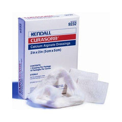 Buy Curasorb Calcium Alginate Dressings used for Alginate Wound Care Dressings by Covidien /Kendall