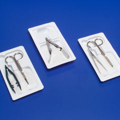 Buy CURITY Suture Removal Kit with Iris Scissors, Adson Forceps by Covidien /Kendall | Home Medical Supplies Online