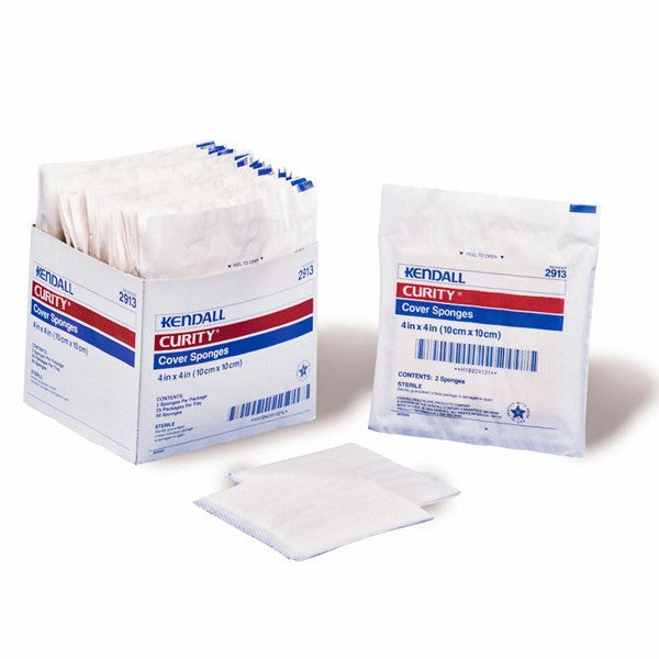 Buy Curity Cover Sponges online used to treat Gauze Pads - Medical Conditions