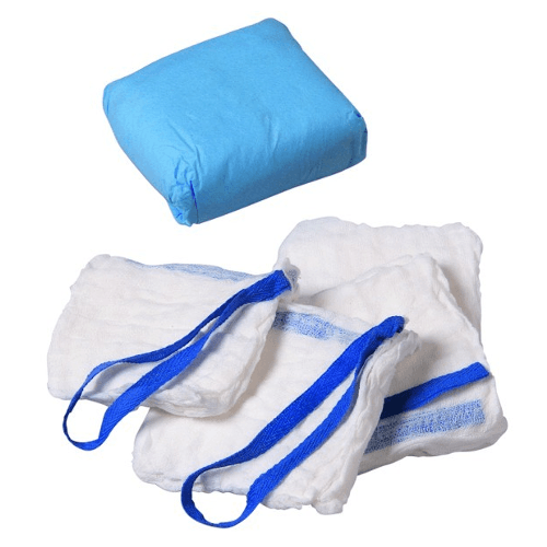 Curity Lap Sponges - Physicians Supplies - Mountainside Medical Equipment