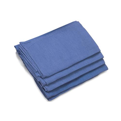 Curity Operating Room Towels, Blue