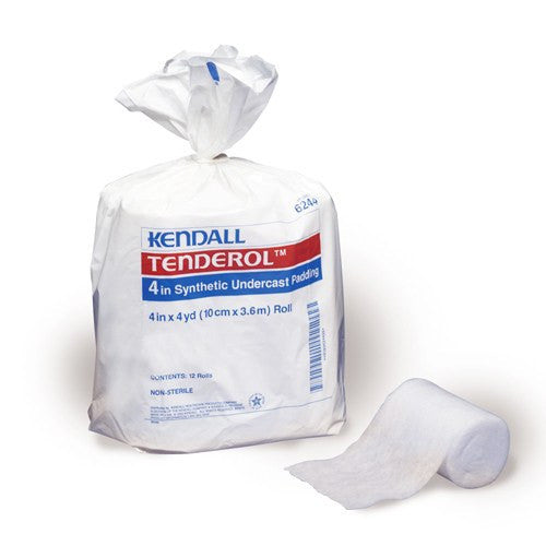 Kendall Tenderol Synthetic Undercast Padding - Gauze Pads - Mountainside Medical Equipment