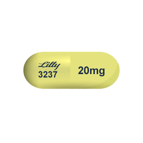 Buy Cymbalta Capsules 20 mg online used to treat Fibromyalgia pain Relief - Medical Conditions
