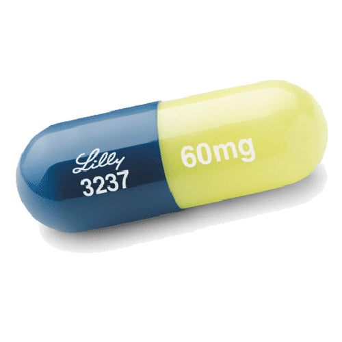 Buy Cymbalta Capsules 60 mg online used to treat Fibromyalgia pain Relief - Medical Conditions