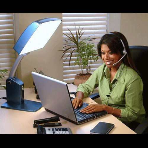 Buy DayLight Sky Light Therapeutic Lamp online used to treat Seasonal Affective Disorder Therapy - Medical Conditions