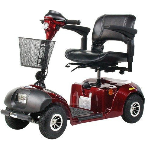 Buy Daytona 4 GT 4 Wheel Scooter by Drive Medical | Home Medical Supplies Online