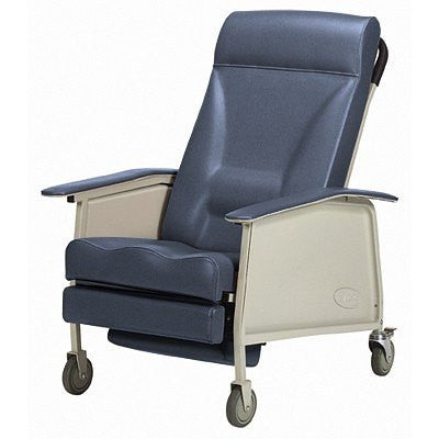 Invacare Deluxe Wide 3 Position Recliner - Geri Chairs & Recliners - Mountainside Medical Equipment