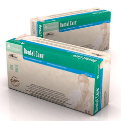 Tillotson Dental Care Latex Gloves 100/Box for Disposable Gloves by Tillotson Healthcare | Medical Supplies