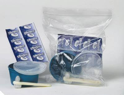 Denture Cleaning Kit